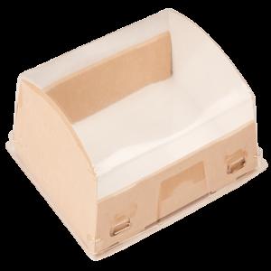 Упаковка с прозрачным куполом